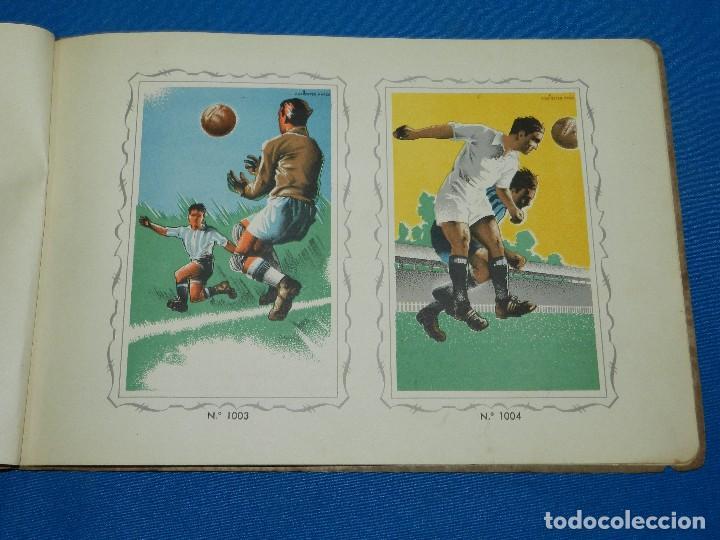 Coleccionismo deportivo: CATALOGO DE PROPAGANDA DE FUTBOL 1944 - 45 , IMP. ORTEGA , VALENCIA , DISEÑO DE ENTRADAS DE FUTBOL - Foto 3 - 117106759