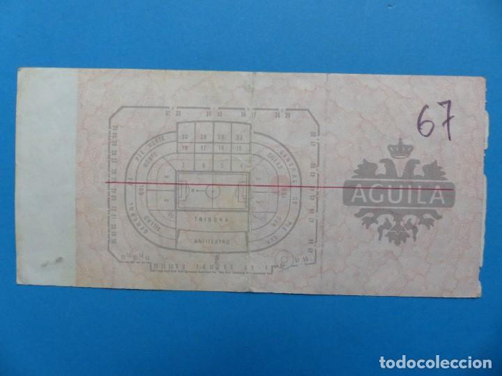Coleccionismo deportivo: 24 ENTRADAS FUTBOL - VALENCIA C.F. - LIGA NACIONAL - TEMPORADA 1991-1992 - Foto 7 - 136730794