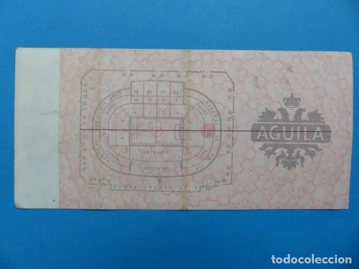 Coleccionismo deportivo: 24 ENTRADAS FUTBOL - VALENCIA C.F. - LIGA NACIONAL - TEMPORADA 1991-1992 - Foto 9 - 136730794