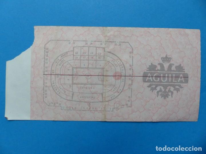 Coleccionismo deportivo: 24 ENTRADAS FUTBOL - VALENCIA C.F. - LIGA NACIONAL - TEMPORADA 1991-1992 - Foto 11 - 136730794