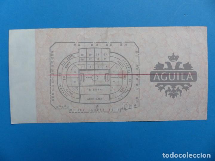 Coleccionismo deportivo: 24 ENTRADAS FUTBOL - VALENCIA C.F. - LIGA NACIONAL - TEMPORADA 1991-1992 - Foto 13 - 136730794