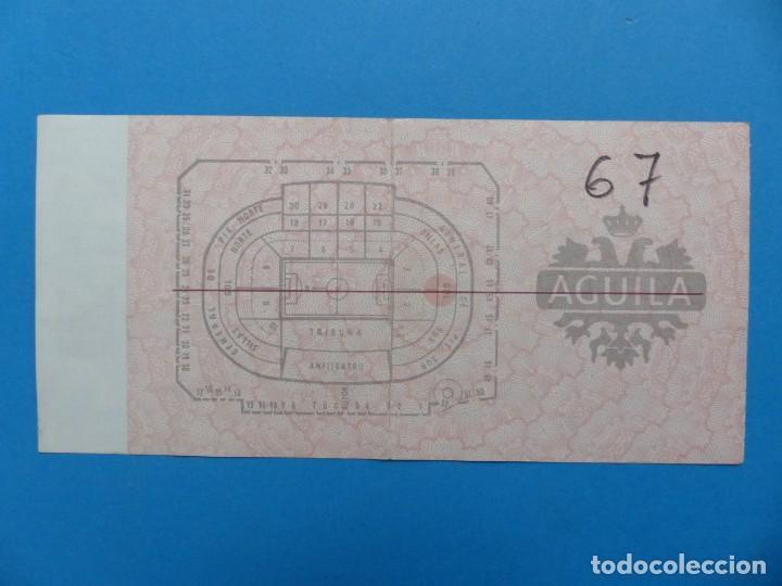 Coleccionismo deportivo: 24 ENTRADAS FUTBOL - VALENCIA C.F. - LIGA NACIONAL - TEMPORADA 1991-1992 - Foto 39 - 136730794