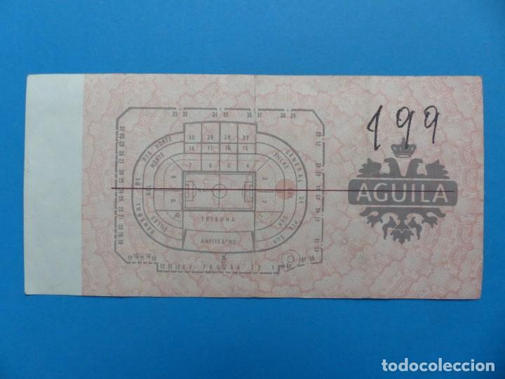 Coleccionismo deportivo: 24 ENTRADAS FUTBOL - VALENCIA C.F. - LIGA NACIONAL - TEMPORADA 1991-1992 - Foto 47 - 136730794