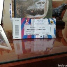 Coleccionismo deportivo: ENTRADA FINAL COPA REY 2017. BARSA - ALAVÉS. VICENTE CALDERÓN.. Lote 141789440