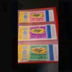 Coleccionismo deportivo: INAUGURACION ESTADIO RAMON DE CARRANZA. Lote 143013640