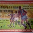 Coleccionismo deportivo: ENTRADA PARTIDO CALVO SOTELO - CORDOBA. PROMOCIÓN ASCENSO A PRIMERA DIVISIÓN. 2 DE JUNIO DE 1968 . Lote 146495114