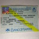 Coleccionismo deportivo: ENTRADA 1/11/1992 DEPORTIVO DE LA CORUÑA VS REAL SPORTING DE GIJÓN. Lote 160425766