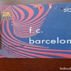 Coleccionismo deportivo: CARNET ABONO TEMPORADA ANUAL 1976 - F.C. BARCELONA - BARÇA. Lote 167159916