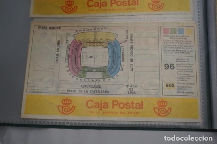 Coleccionismo deportivo: ENTRADA COPA MUNDIAL FIFA ESPAÑA 82 SIN CORTAR / SANTIAGO BERNABEU 5 JULIO / 2º FASE - Foto 2 - 178559175