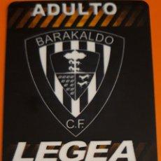 Coleccionismo deportivo: ENTRADA BARAKALDO CF. Lote 183031207