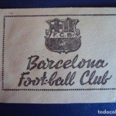 Coleccionismo deportivo: (F-168)ANTIGUA ENTRADA F.C.BARCELONA FOOT-BALL. Lote 200088546
