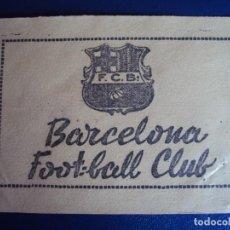 Coleccionismo deportivo: (F-215)ANTIGUA ENTRADA F.C.BARCELONA FOOT-BALL. Lote 201601141