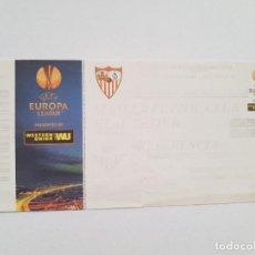 Coleccionismo deportivo: ENTRADA SEVILLA - REAL BETIS (UEFA EUROPA LEAGUE) 2013/2014. Lote 205826812