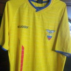 Collezionismo sportivo: ECUADOR XL CAMISETA FUTBOL FOOTBALL SHIRT CALCIO MAGLIA. Lote 220830157