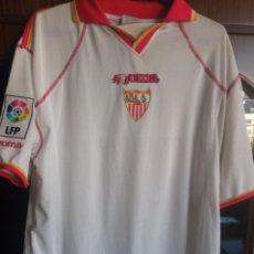 Colecionismo desportivo: SEVILLA FC L CAMISETA FUTBOL FOOTBALL SHIRT CALCIO MAGLIA. Lote 220831957