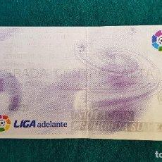 Coleccionismo deportivo: ENTRADA FUTBOL ESTADIO CIUDAD DE VALENCIA LEVANTE-HERCULES TEMPORADA LIGA 2009-2010 LFP - RW. Lote 235371775