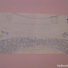 Coleccionismo deportivo: ENTRADA DE FÚTBOL SEVILLA F. C. - FC. ZENIT. ESTADIO RAMON SANCHEZ PIZJUAN. 2005/2006. COPA DE UEFA.. Lote 261549380