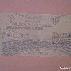 Coleccionismo deportivo: ENTRADA DE FÚTBOL SEVILLA F. C. - PARMA F. C. RAMON SANCHEZ PIZJUAN. 2004/2005. COPA DE UEFA.. Lote 261549790