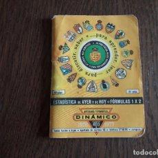 Coleccionismo deportivo: CALENDARIO DINÁMICO DE FUTBOL, TEMPORADA 1976-77. Lote 267833034