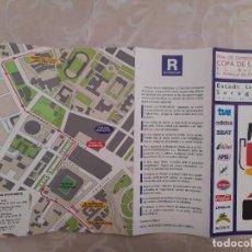 Coleccionismo deportivo: FINAL COPA DEL REY FUTBOL CLUB BARCELONA ATLÉTICO DE MADRID 1996. Lote 275656848