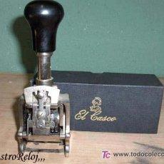 Escribanía: ,,,NUMERADOR MODELO 500 4 1/2 MM.,,,,,EL CASCO,,,,. Lote 23749306