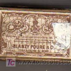Escribanía: CAJA DE PLUMILLAS-PUNTOS --BLNZY,POURE Y CIE.-Nº 233-4. Lote 19656857