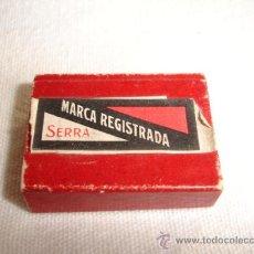 Escribanía: CAJITA DE PLUMILLAS SERRA.. Lote 9830115