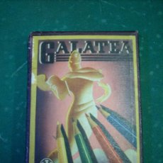 Escribanía: CAJA ESTUCHE DE CARTON ART DECO PARA LAPICES DE COLORES-GALATEA. Lote 18110863