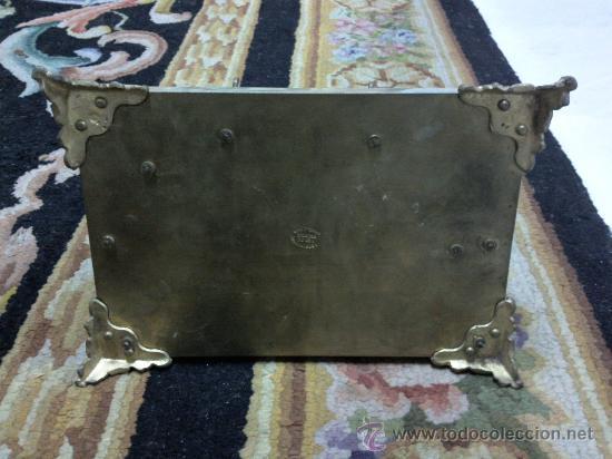 Escribanía: Antigua escribanía en bronce y ónix - Foto 9 - 27011765