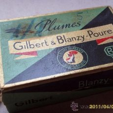 Escribanía: GILBERT & BLANZY- POURE. Lote 27667201