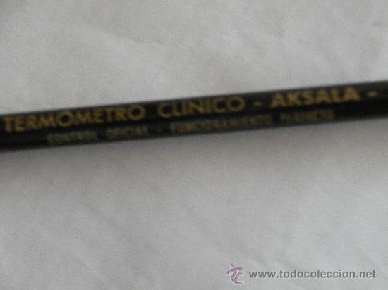 Escribanía: lapiz publicidad termometro clinico _aksala- - Foto 2 - 27707735