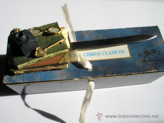 Escribanía: BONITO ABRECARTAS-CAJA-NUEVO. - Foto 5 - 29276275