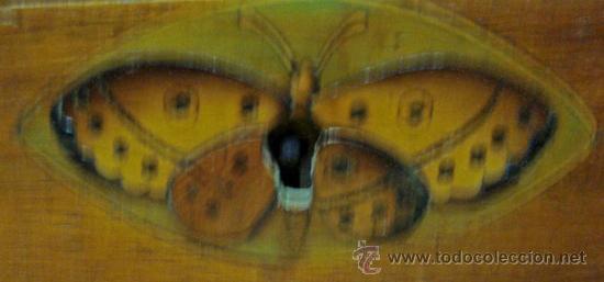 Escribanía: Escribania de viaje en caoba - Foto 7 - 175334283