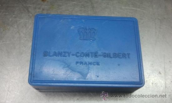 Escribanía: CAJA PLUMILLAS BLANZY-CONTE GILBERT 0,75 - Foto 4 - 31196934