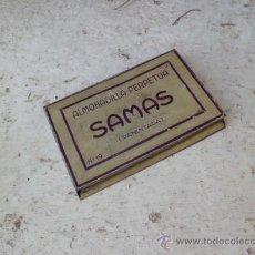Escribanía - Almohadilla perpetua tampon de tinta Samas nº 19 - 32662173