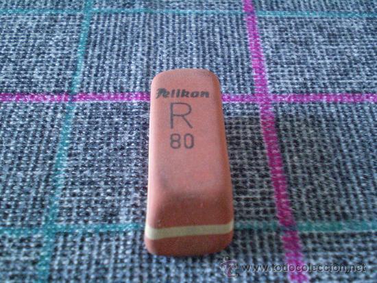 GOMA DE BORRAR PELIKAN R80 PARA TINTA (Plumas Estilográficas, Bolígrafos y Plumillas - Plumillas y Otros Elementos de Escribanía)