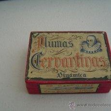 Escribanía: PLUMAS CERVANTINA DINÁMICA 1942. Lote 34304628