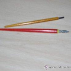Escribanía: DOS PLUMINES ANTIGUOS DE ESCRITURA . Lote 34269418