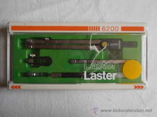 Escribanía: COMPAS LASTER 6200 EN ESTUCHE NUEVO A ESTRENAR - Foto 3 - 34488450
