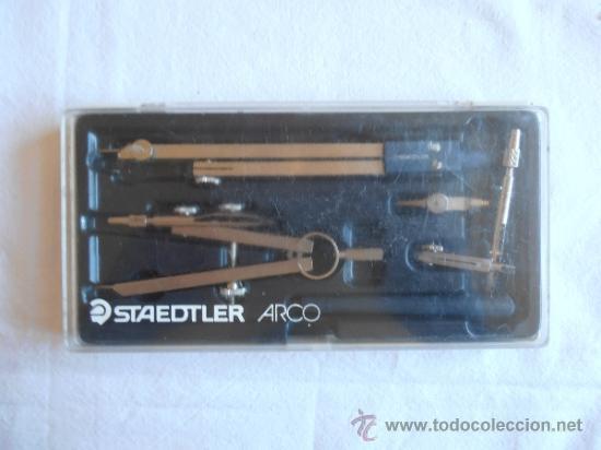 Escribanía: ESTUCHE DE COMPAS STAEDTLER ARCO - Foto 2 - 36568130