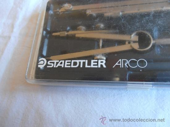 Escribanía: ESTUCHE DE COMPAS STAEDTLER ARCO - Foto 3 - 36568130
