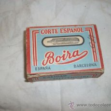 Escribanía: CAJA DE PLUMILLAS BOIRA CORTE ESPAÑOL. Lote 37763503