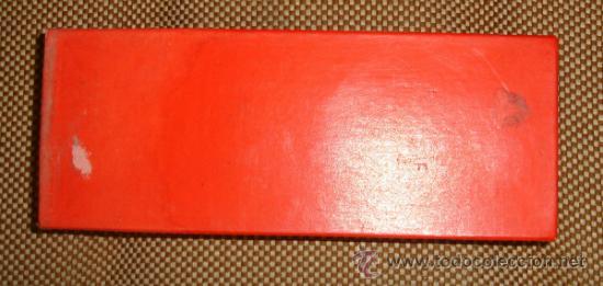 Escribanía: Caja de Gomas Milan,original,con 12 gomas,años 60,muy rara de encontrar en caja - Foto 2 - 38729679