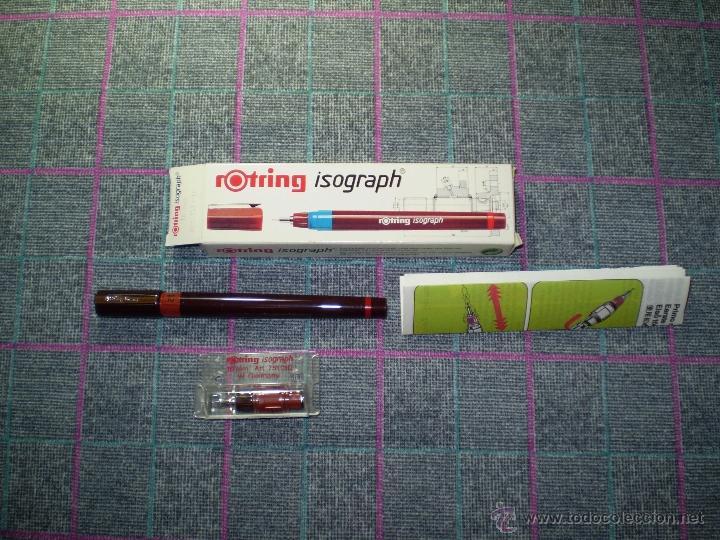 ROTRING RAPIDOGRAPH PUNTA 0,3