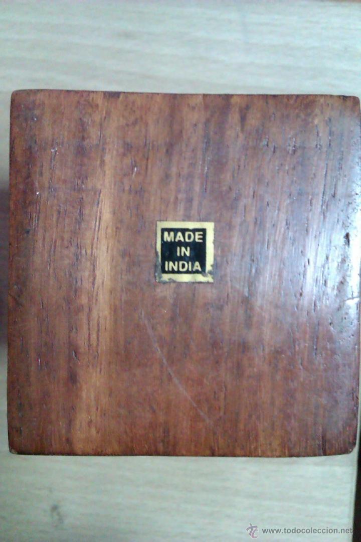 Escribanía: MADE IN INDIA - Foto 3 - 41392760