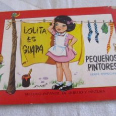 Escribanía: M69 PEQUEÑOS PINTORES NUMERO 11 METODO INFANTIL DE DIBUJO Y PINTURA 1976 AYNE EDITORIAL TORAY. Lote 44811710