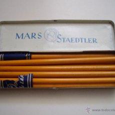 Escribanía: CAJA LAPICEROS MARS. Lote 45921401