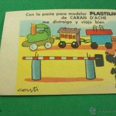 PAPEL SECANTE PLASTILINE