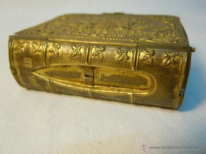 Escribanía: CAJA DE PLUMILLAS DE LEONARDT & CO DE BIRMINGHAM HACIA 1860 - Foto 7 - 46972615