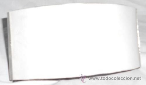 Escribanía: ANTIGUO SECAFIRMAS DE ESCRITORIO POSIBLEMENTE DE BAQUELITA - Foto 2 - 47372364